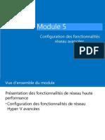 05- Configuration des fonctionnalités réseau avancées