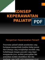 KONSEP KEPERAWATAN PALIATIF ppt kel 1