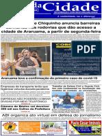 Jornal da Cidade 170