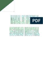 MANUAL DE HIGIENE Y SEG. INDUSTRIAL