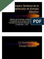 Principios Tarifarios Distribución