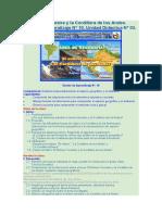 Sesion - El Relieve Terrestre y la Cordillera de los Andes