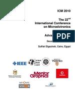 Brochure of ICM'10