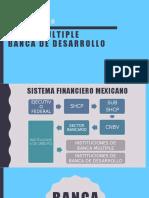 EXPO LA BANCA DE DESARROLLO MEXICANA