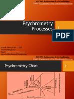 RAC psychometry
