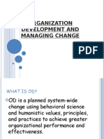 OD and Managing Change.ppt