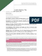 Schorr B - Extractivism in Latin America
