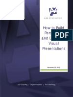 Persuasive and Engaging Visual Presentations. (2)