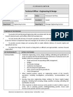 20191126 PD -Technical Officer - Vacant