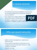 #6 neuralnetworkitsapplications