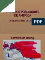 1.Primeros Pobladores (Prehispanica)