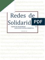 REDES DE SOLIDARIDAD