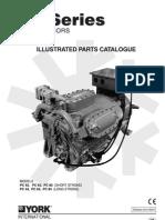 PC. Compressor Parts