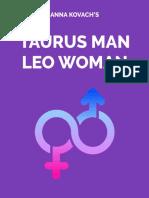 Taurus-Man-Leo-Woman-Compatibility-Guide