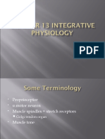 Chapter 13 Integrative Physiology