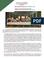 Sacrament Department Zirlai 41-Tumkau Ni- April 5, 2020 - Mission Veng Kohhran