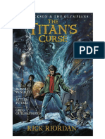 Percy Jackson 3 Graphic Novel