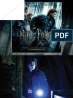 Harry Potter and the Deathly Hallows P1 - Alexandre Desplat - Digital Booklet