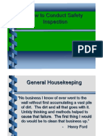 How to Conduct Safety Inspection