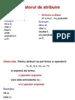 operatori c++