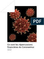 Sont Les Repercussions Financiere Du Coronavirus