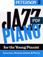 Oscar Peterson - Jazz piano for the young pianist - 2.pdf