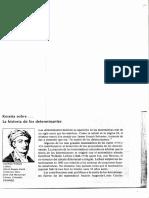 Historia de Matematicos