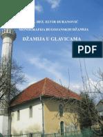 Monografija Bugojanskih Dzamija - Glavice