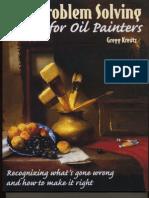 Gregg Kreutz - Problem Solving for Oil Painters 1997