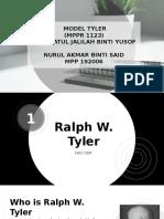 Power point Model Tyler.pptx