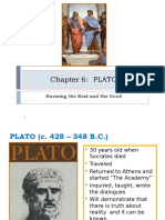 Chapter 6 PLATO Knowing the Real and the Good Edit 1