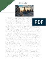 Borobudur Narative Text