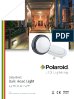 Polaroid-Leaflet - Bulk Head Light - A4 Einzelseiten