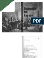 Recuerdos del Pasado XX - Perez Rosales