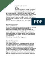 Valparaíso en Cien palabras selección de cuentos