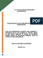 PINEDA EHEVERRIA YARA ALTAIR Problematización