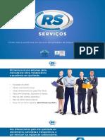 Apresentação - RS Serviços