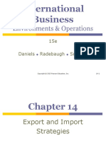 4. Import  Export Strategies.ppt