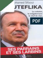 Bouteflika ses parrains et ses larbins.pdf