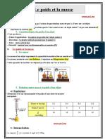 cours le poids et la masse prof.Sohofi (www.pc1.ma) (1)