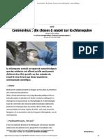 Coronavirus _ dix choses à savoir sur la chloroquine – Jeune Afrique.pdf