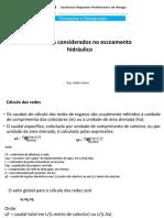 Elementos considerados no escoamento hidráulico.pptx