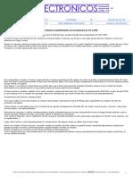 Rutina de revisión y mantenimiento de mecanismos de CD y DVD