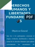 Derechos Humanos y libertades fundamentales