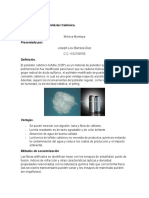 Poliester cationico