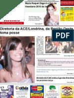 Jornal União - Edição de 15 à 30 de Dezembro de 2010