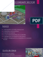 UD 3 THE SECONDARY SECTOR PPT