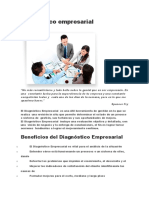 diagnostico empresarial