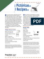 recetas pictoricas