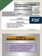 HABILIDADES DIRECTIVAS UNIDAD 3